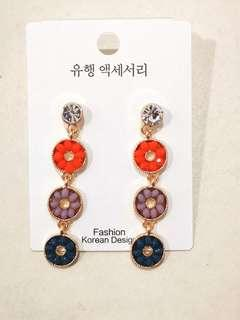 Korean Design Earings