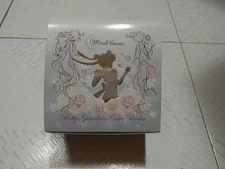 SAILOR MOON 美少女戰士銀水晶珍珠粉盒 Pretty Guardians Color Powder