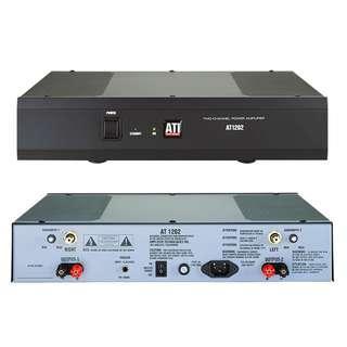 ATI 1202 Amplifier 2-channel 120WRMS