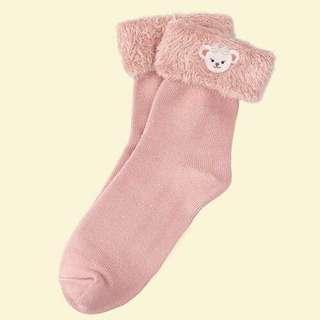 日本東京迪士尼限定,正版雪莉梅可愛襪襪