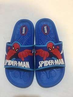 Spider-Man 小童拖鞋