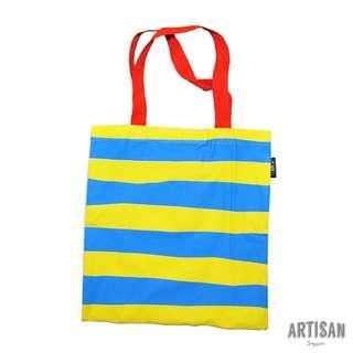 Tote Bag - Yellow Stripes