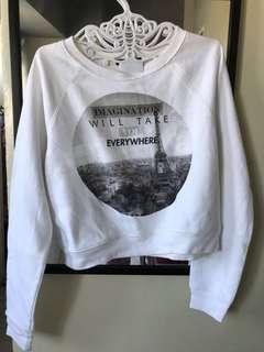 F21 Loose Sweatshirt
