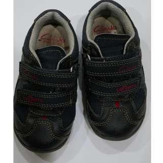 Clarks Boys Shoes 5.5G (23.8cm) est 2-3 yrs