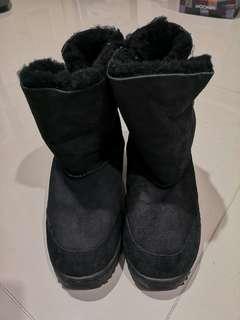 Uggs winter boots #EndgameYourExcess