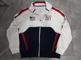 New polo ralph lauren performance sports jacket  M US Open