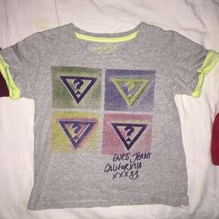 GUESS KIDS SHIRT (SIZE 3T)