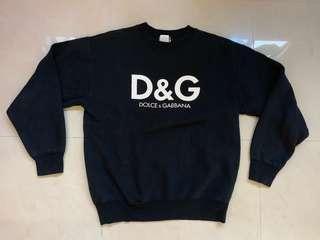 D&G VINTAGE BOOTLEG PULLOVER