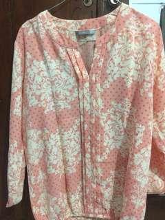 Preloved blouse St.Yves L