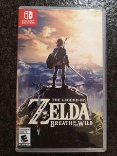 Zelda 薩爾達傳說