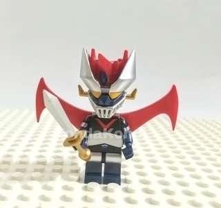 Mazinkaiser minifigure - Lego Compatible Minifigure