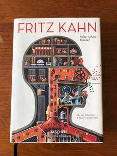 Fritz Kahn, Infographic Pioneer