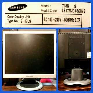 713N/S Samsung Monitor (as spare parts)