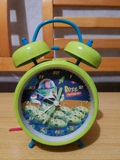 Toy story Clock