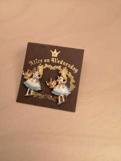 Alice on Wednesday Earring