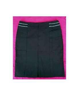 Biem Black Skirt #snapendgame