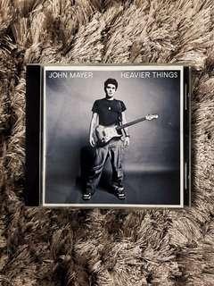 CD | John Mayer | Heavier Things