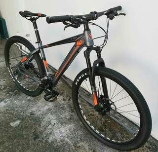 TRS Twilight 27.5 3x9(27)sp Shimano Hydraulic Disc Brake