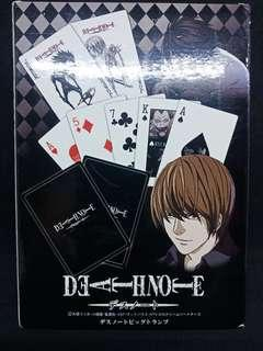 Death Note Playing Cards
