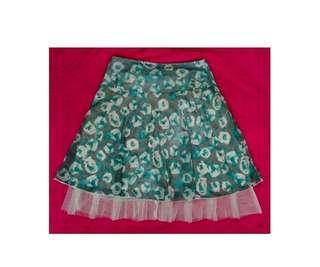 Floral Lightweight Skirt #Apr10 #Snapendgame
