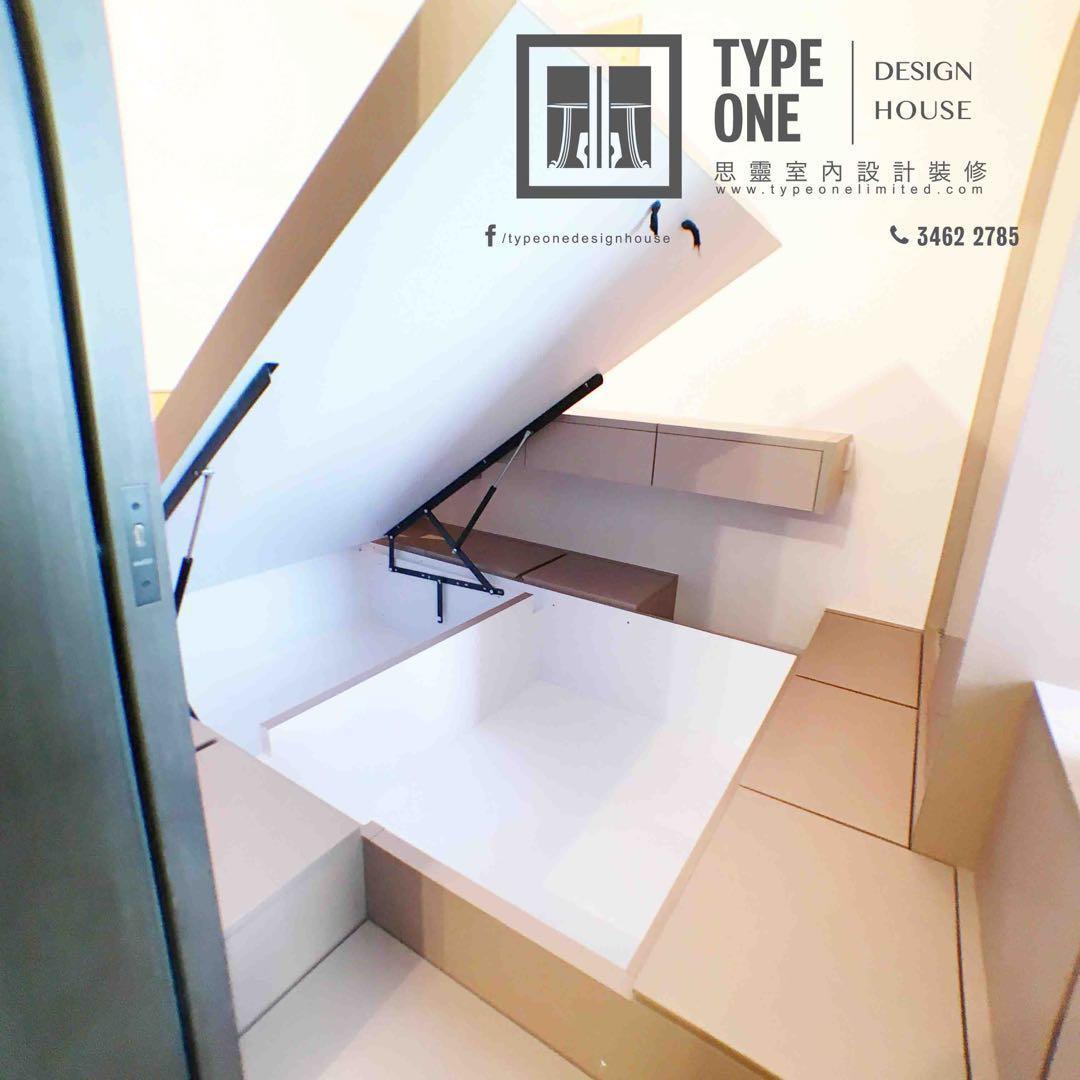 地台設計-思靈室內設計裝修