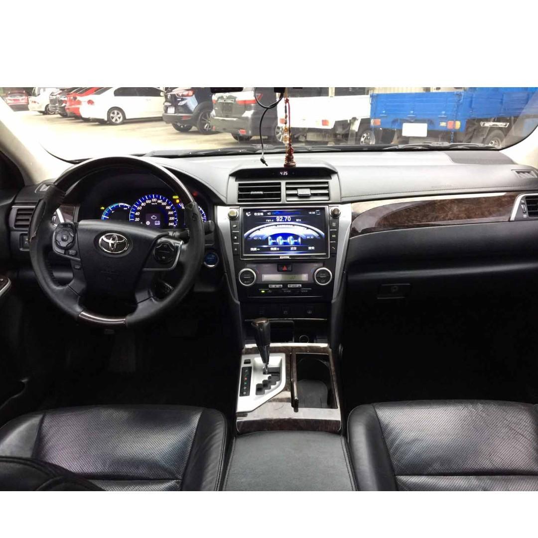 【老頭藏車 】2012 Toyota Camry Hybird『0元就把車貸回家 』『全貸,超貸,免保人』中古 二手 汽車