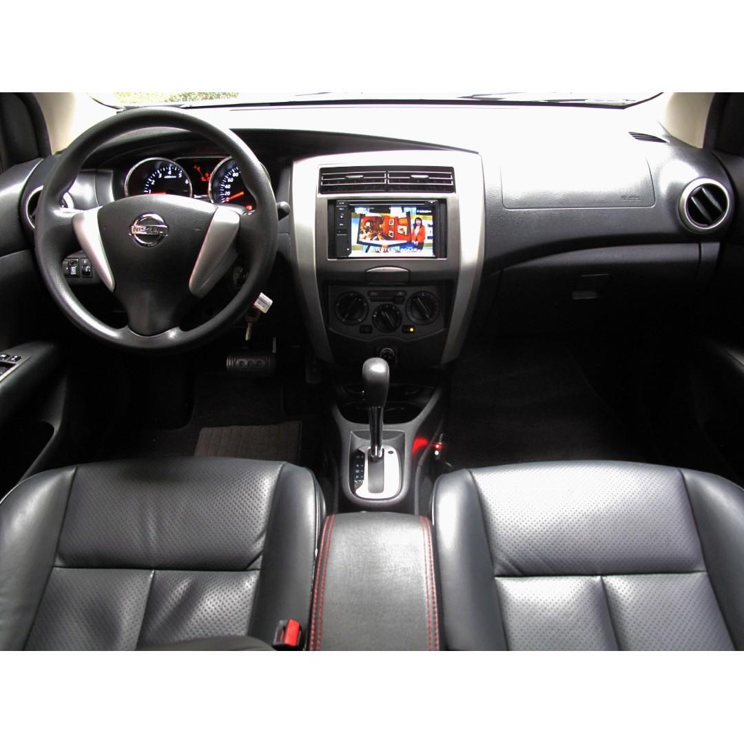 一手車 五門掀背 日產 LIVINA 1.6cc 行家版 掀背車 旅程電腦 中央顯示幕 行車記錄器222