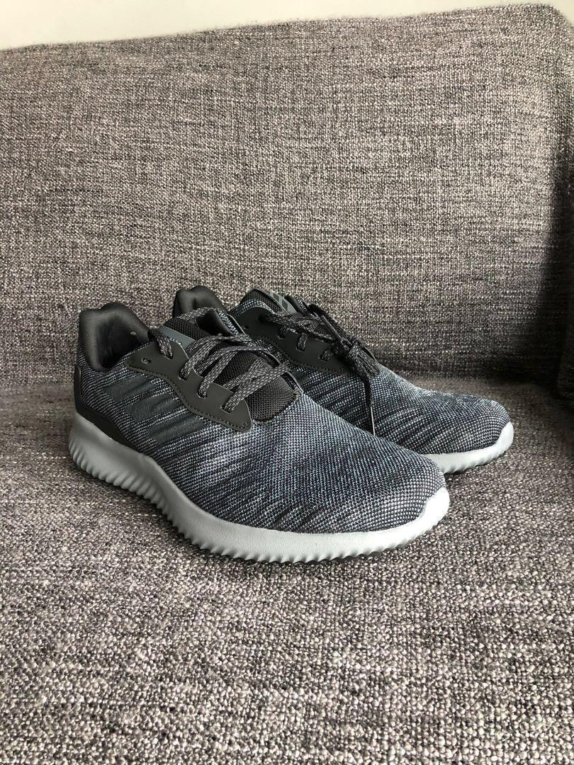 3ce2d23dd673f 🔥 Fire Sale: Adidas Alpha Bounce Men Shoes (US9), Men's Fashion ...