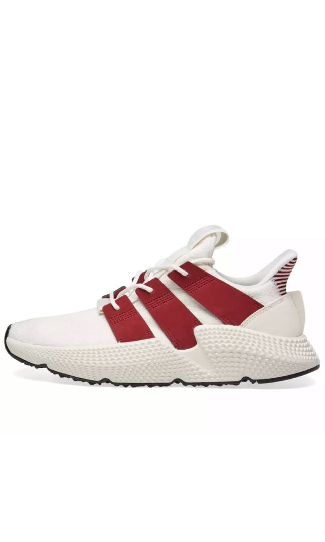 Adidas Prophere Cloud White & Red (All size available)