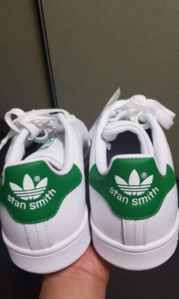 site réputé e892f cca96 BNIB Adidas Stan Smith Green (Original), Women's Fashion ...