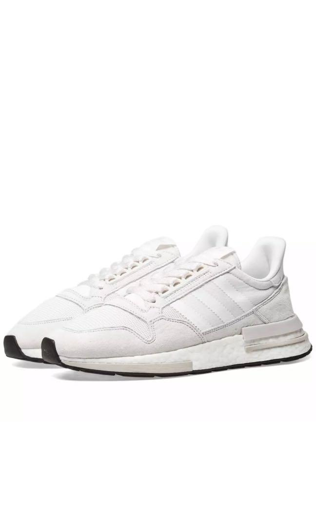 Adidas ZX 500 RM White (All size available)