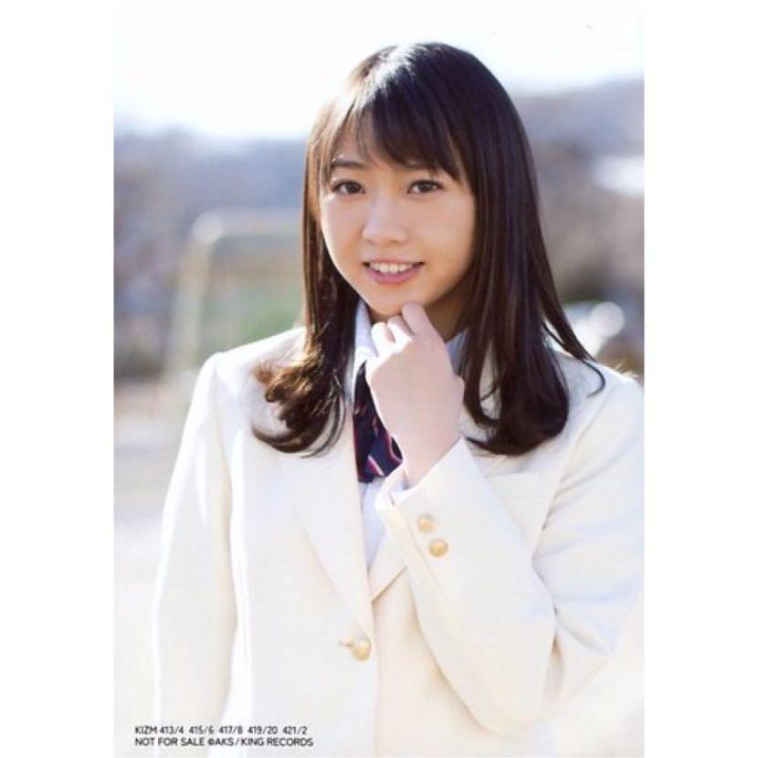 AKB48 木崎ゆりあ 君はメロディー 你就是旋律 43rd 43單 通常盤 內封 封入 生寫真