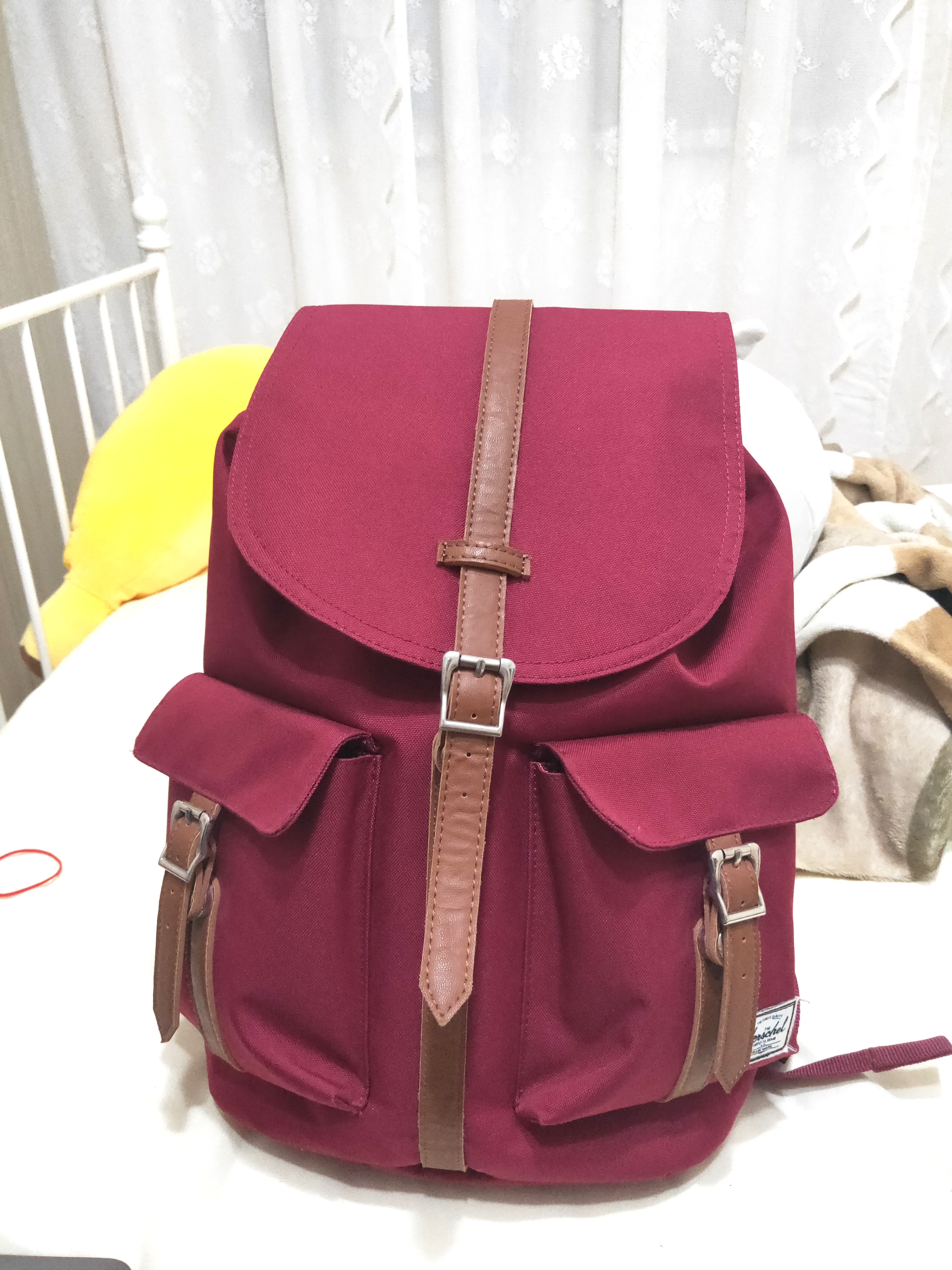 6ece2b2ef72 Authentic Herschel dawson backpack