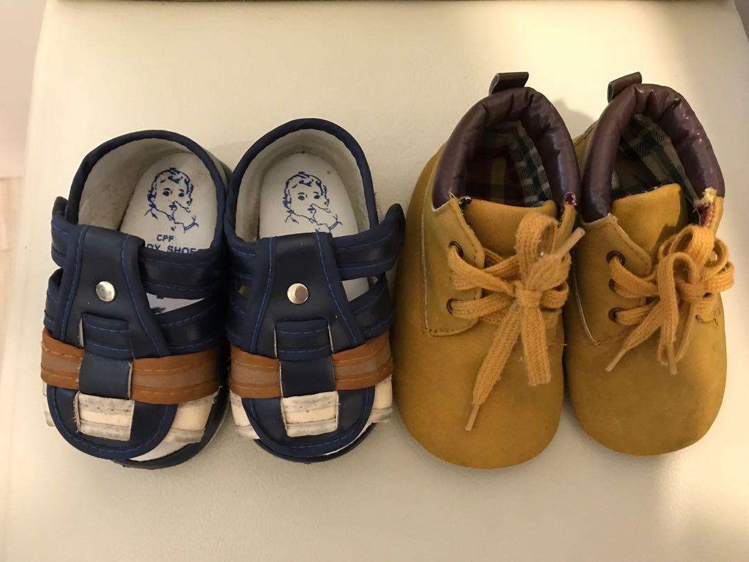Baby shoes bless give away