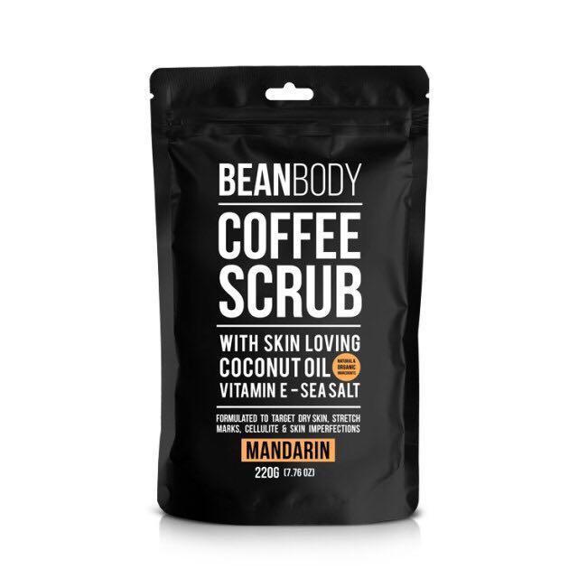 Beanbody Body/Facial Scrub