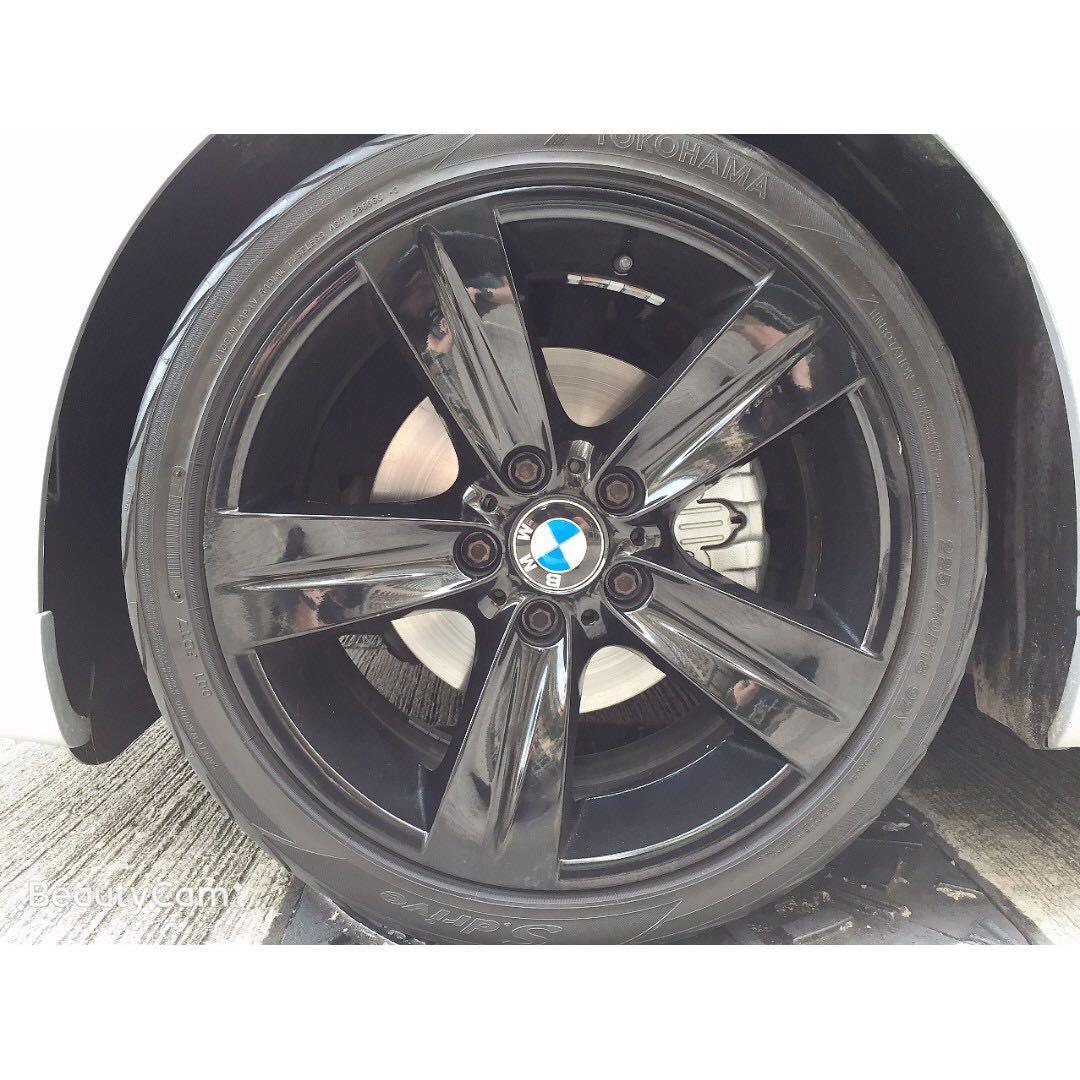 BMW   325iA COUPE   2011