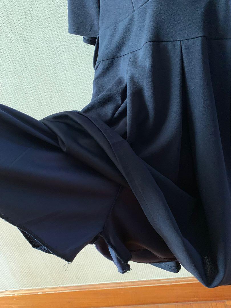 [BN] Kimono Dress Romper