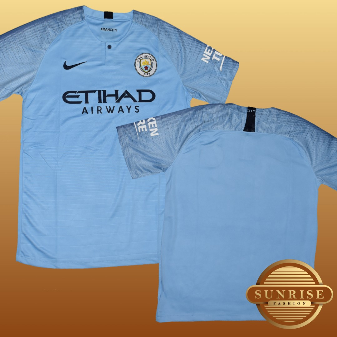 2be9f6921c2 BRAND NEW MANCHESTER CITY FOOTBALL JERSEY, Everything Else on Carousell