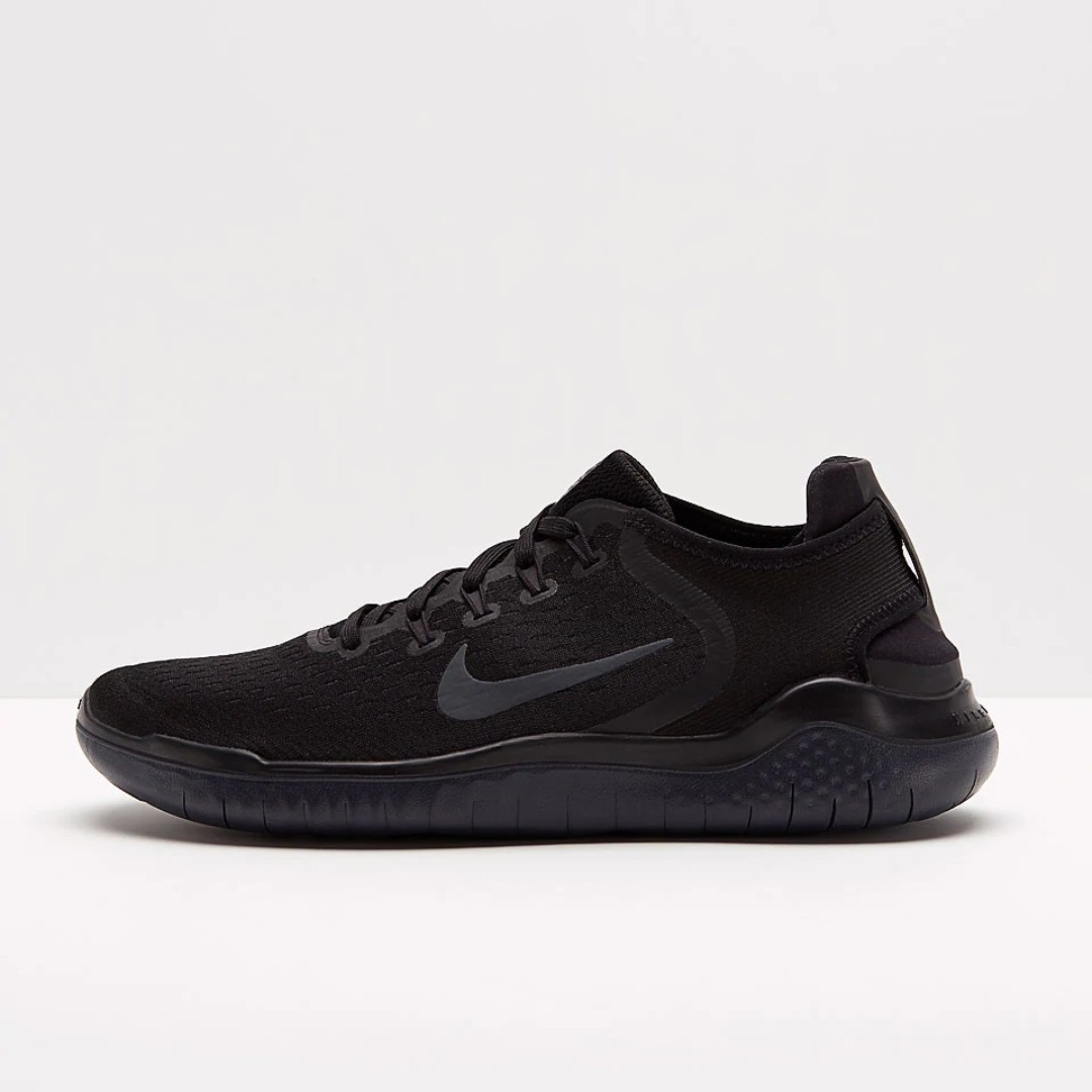 affcdc8da0202 BRAND NEW Nike Free Rn 2018 - Black Anthracite (Womens)