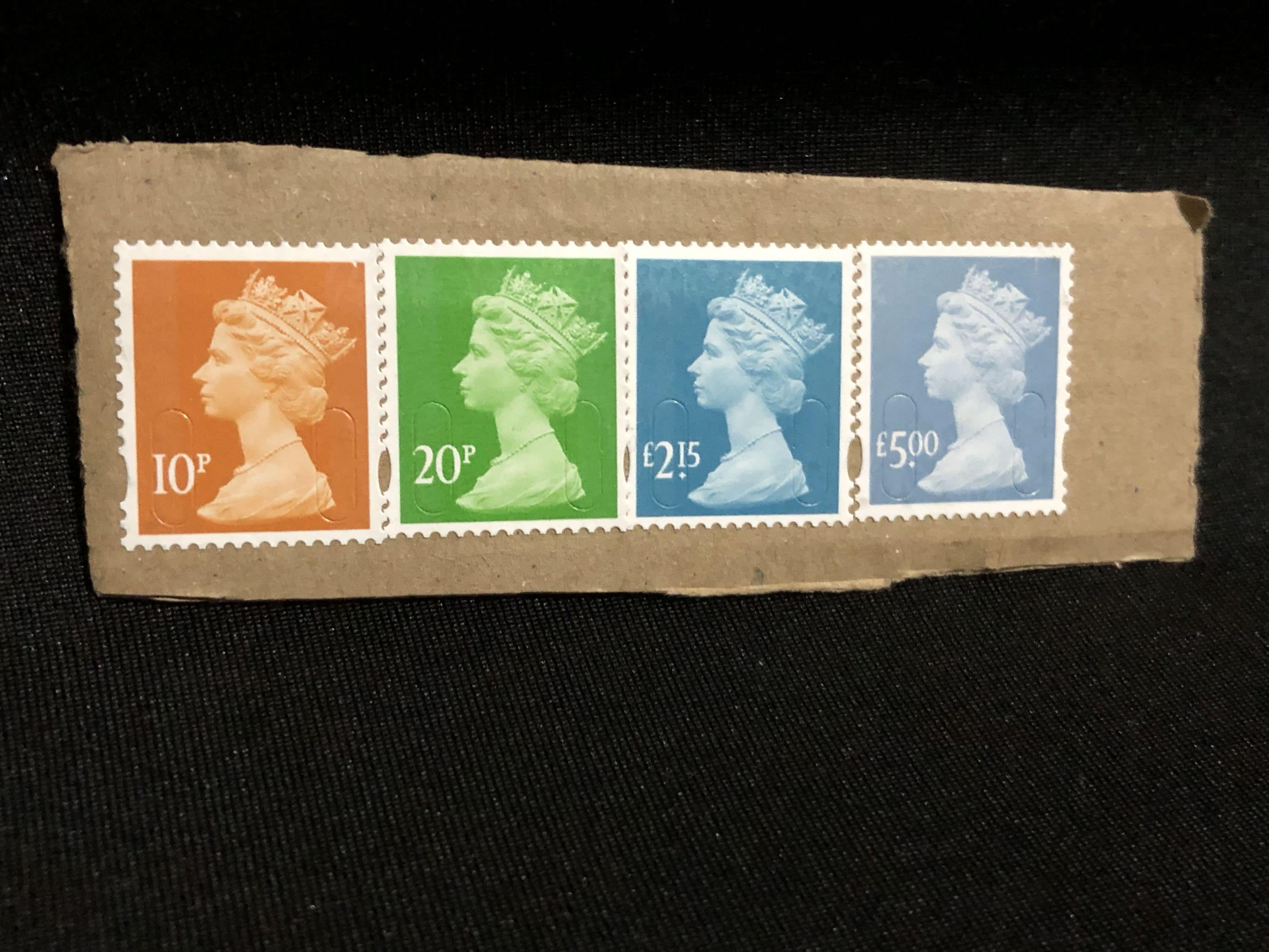 Brand new unused British UK stamp collection #mrtwoodlands