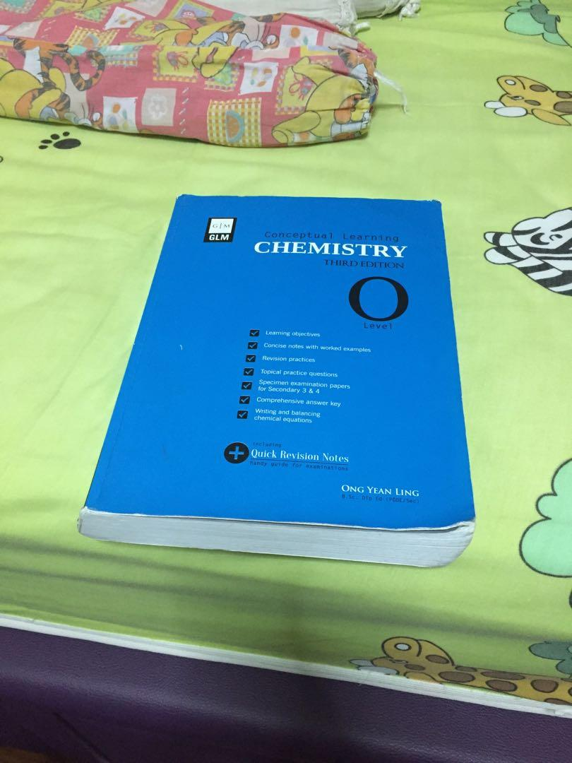 Chemistry assessment book