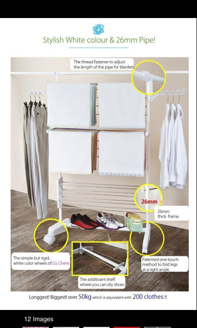 Clothes Drying Rack foldable
