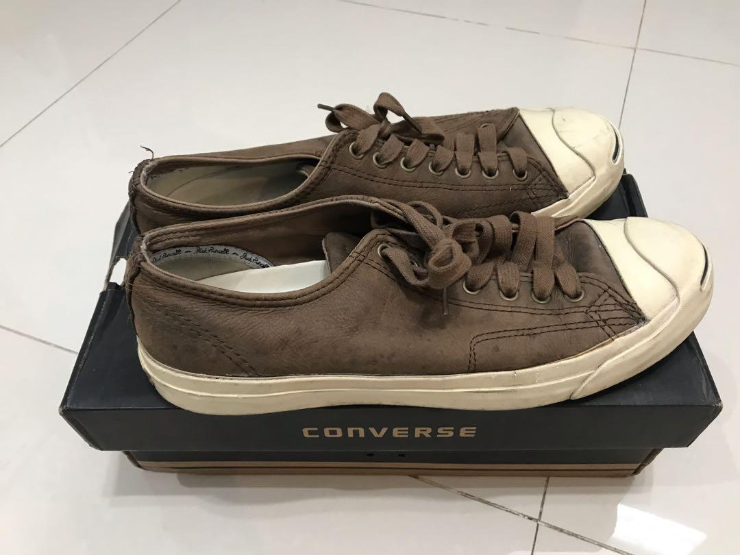 Converse Jack Purcell size 44 Suede, 100% ori