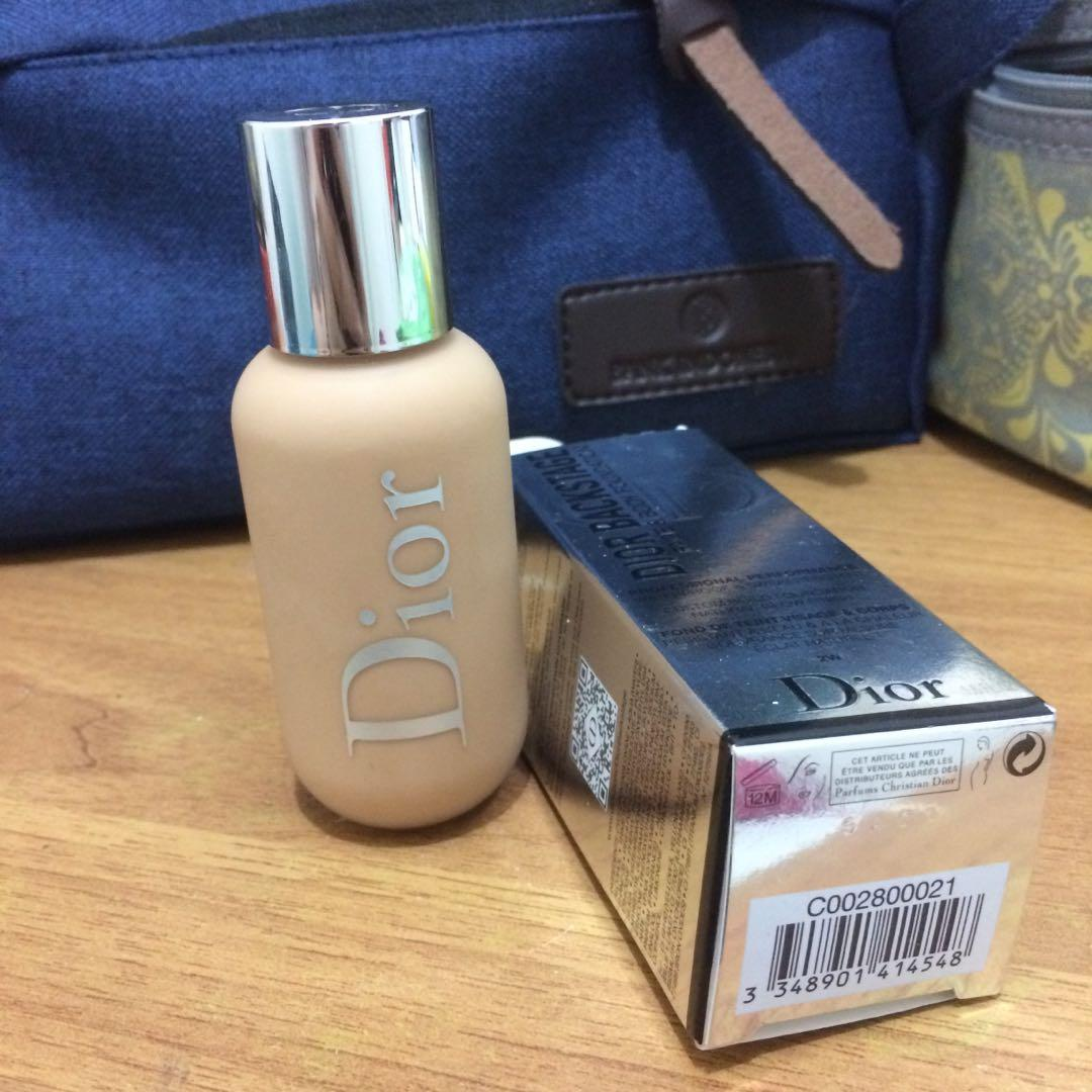 DIOR BACKSTAGE FOUNDATION / SHADE 2W