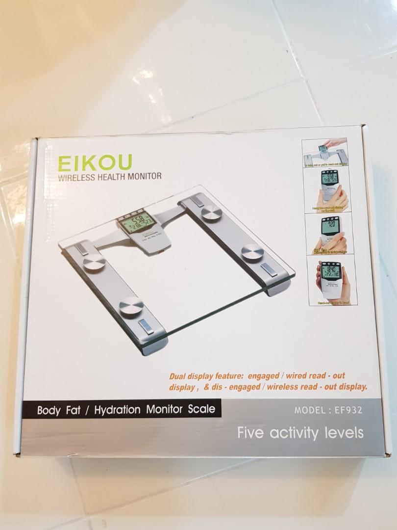 EIKOU Wireless health monitor