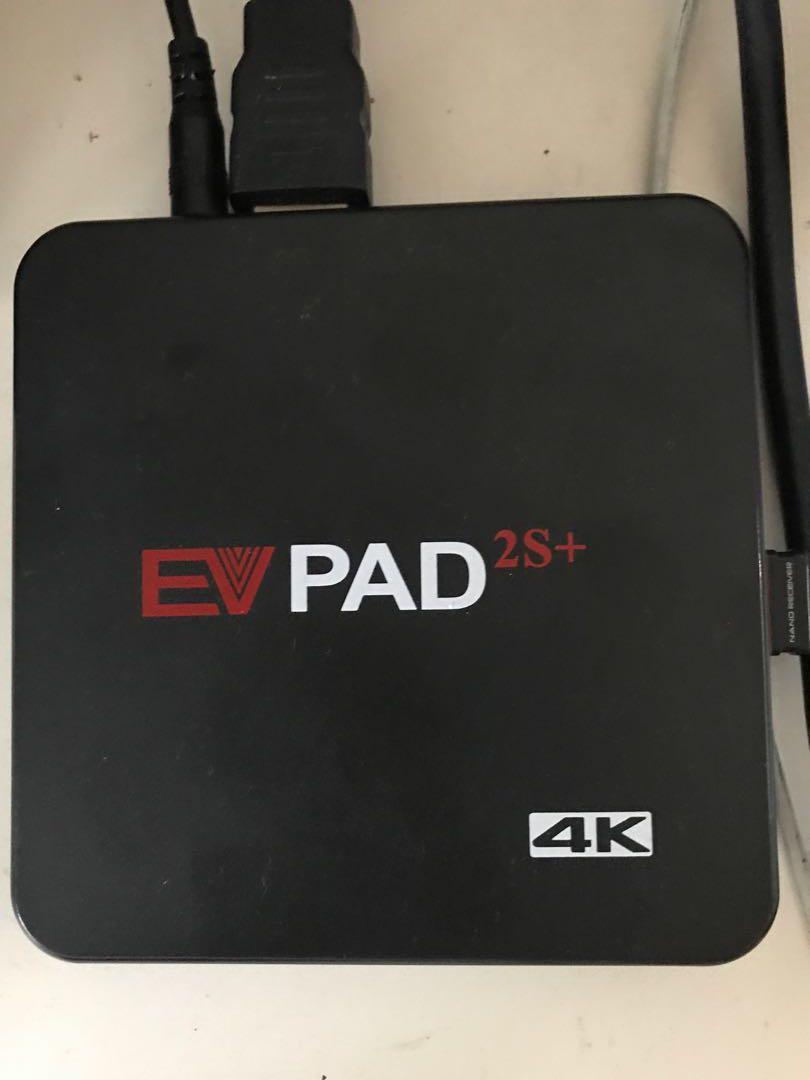 Evpad 3 Channels