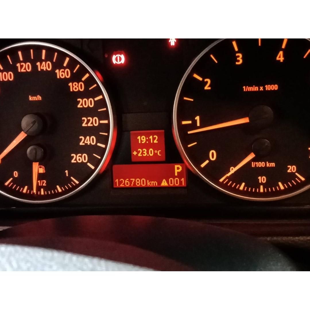 【FB搜尋桃園阿承】寶馬 超人氣320i跑12萬 2005年 2.0 黑色 二手車 中古車