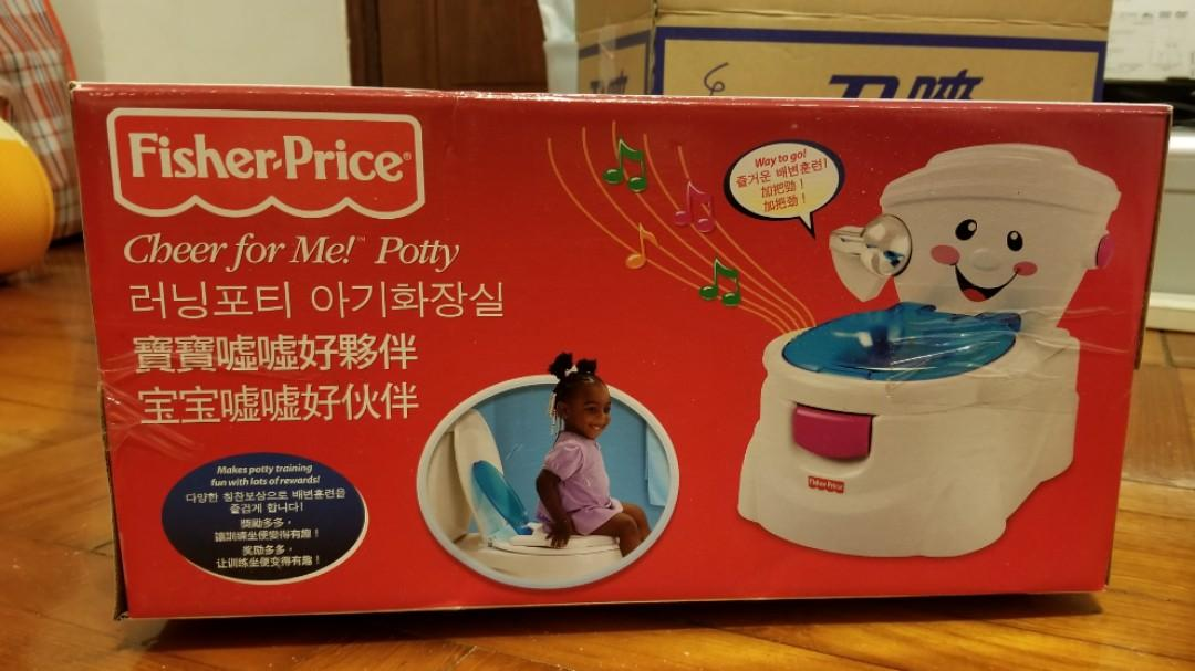 Fisher-Price 學習Potty