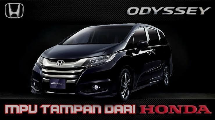 Honda ALL NEW ODYSSEY READY STOCK HITAM DAN PUTIH NIK 2019 PROMO THE BEST