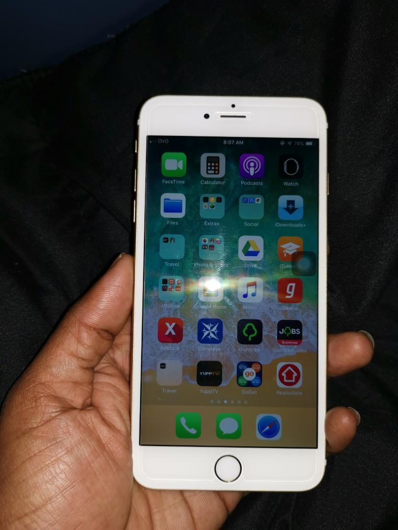 Immaculate condition - iPhone 6s Plus 128GB for sale